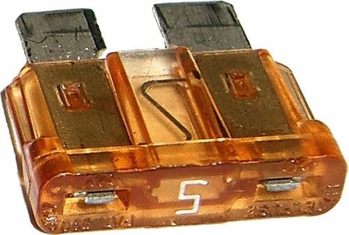 atc sicherung 5 ampere 5 st ck. Black Bedroom Furniture Sets. Home Design Ideas