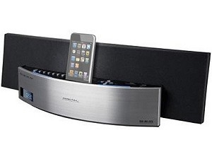 IP-100 IPOD,IPHONE DOCKING SYSTEM USB/SD/FM