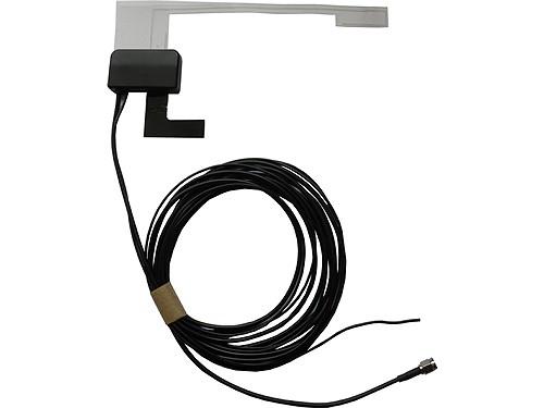 dab antenne glasklebeantenne mit sma stecker. Black Bedroom Furniture Sets. Home Design Ideas