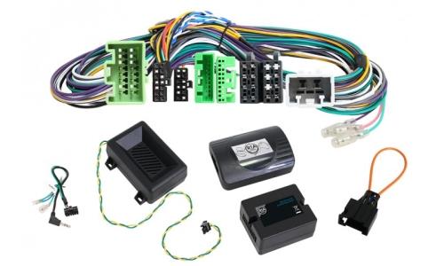 lenkradfernbedienungsadapter mit soundsystem und pdc. Black Bedroom Furniture Sets. Home Design Ideas
