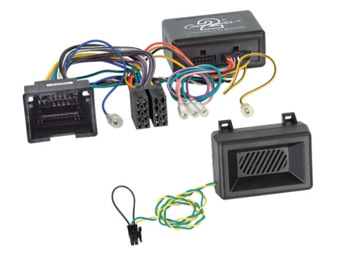 Head Unit Replacement Chevrolet Orlando 2011->
