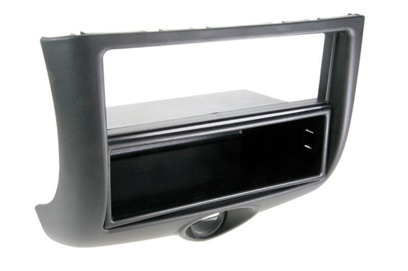 JVC DAB Radio 2DIN mit Antenne für Toyota Yaris Verso P2 11//1999-02//2003 schwarz