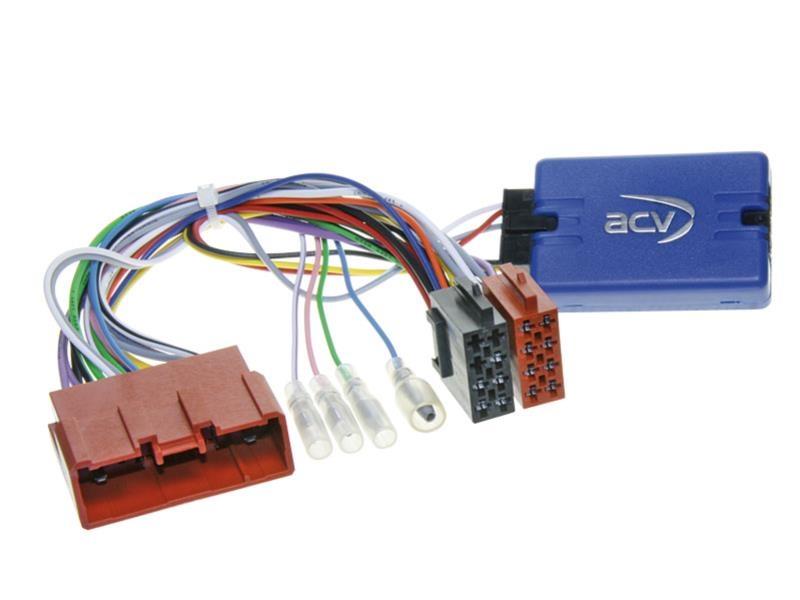 Lenkrad Fernbedienung Adapter SWC für Mazda 3 BK bis 2009 Clarion