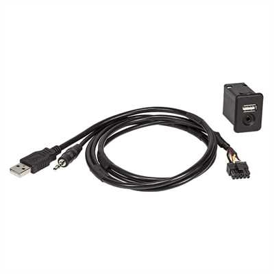 usb aux in pcb adapter f r opel. Black Bedroom Furniture Sets. Home Design Ideas