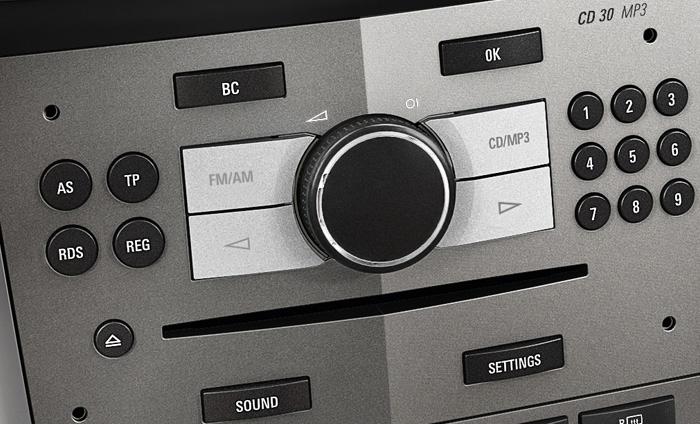 aux adapter 3 5mm klinke f r opel radio cd30. Black Bedroom Furniture Sets. Home Design Ideas