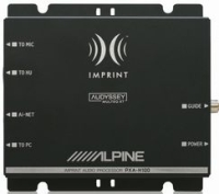 ALPINE PXA-H100 IMPRINT SOUNDPRO...