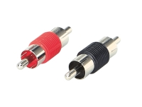 RCA Verbinder Male 1 x rot / 1 x...