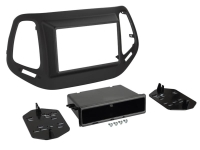 2-DIN Radioblende Jeep Compass 2...