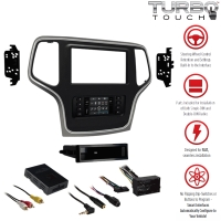 2DIN Turbotouch-Kit mit Touchscr...